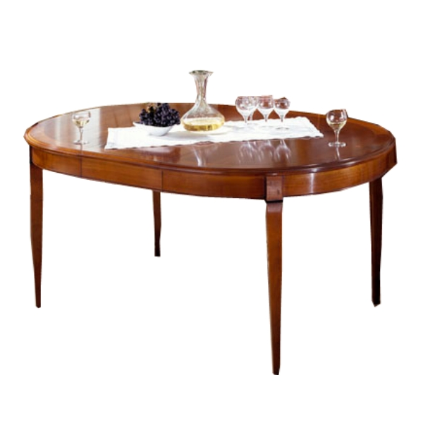 Ebanart - Klassische Kirschbaum Möbel aus Italien