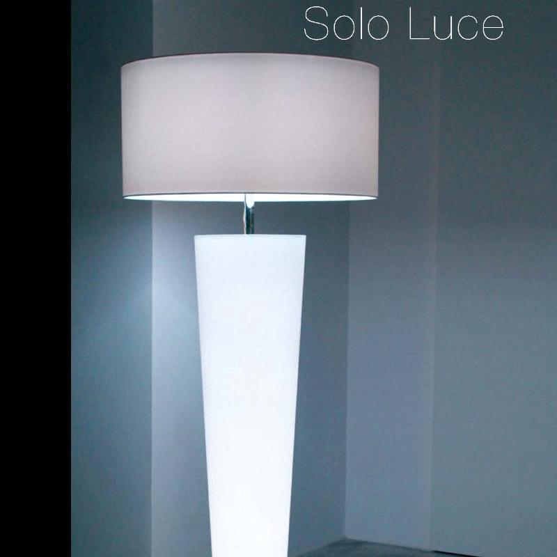 Tisch-/ Stehleuchte SOLO LUCE S, SOLO LUCE XL von FITZ Leuchten