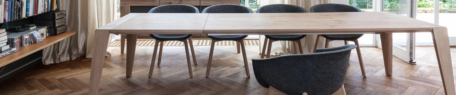 Loft klar und modern von form exclusiv for Designermobel reduziert
