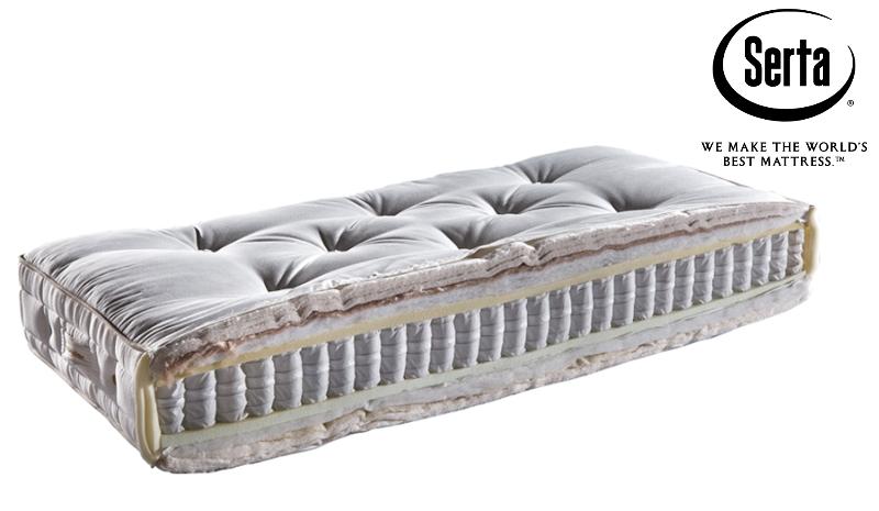 serta boxspringbetten aus amerika. Black Bedroom Furniture Sets. Home Design Ideas