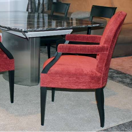 Sonderangebot John Hutton Thed Armchair in rot