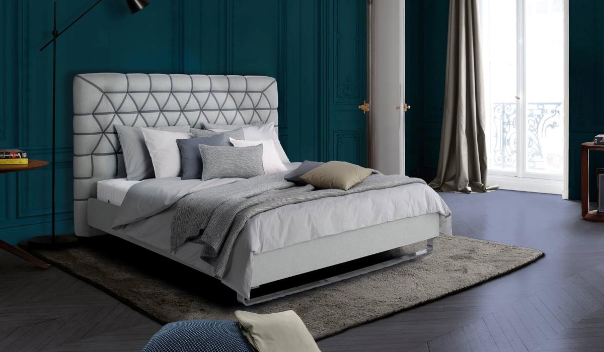 treca paris boxspring betten mit taschenfederkern. Black Bedroom Furniture Sets. Home Design Ideas