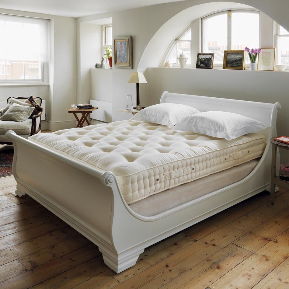obermatratze traditional von vispring. Black Bedroom Furniture Sets. Home Design Ideas